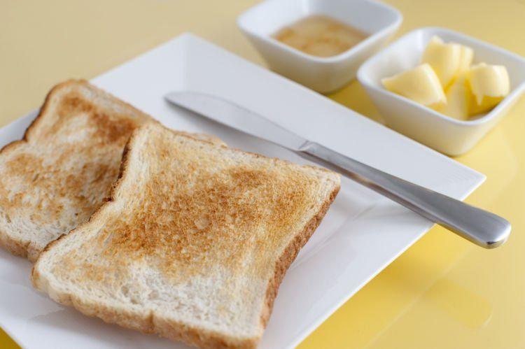 roti dan selai
