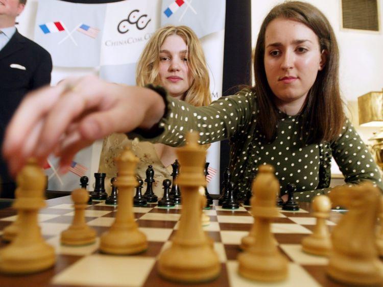 Misalnya olahraga catur.