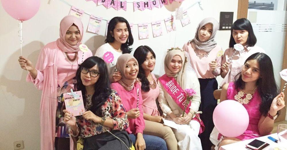 Mengenal Pesta Lajang Buat Calon Pengantin Wanita; Dari Mulai Perkenalan Sampai Persiapannya