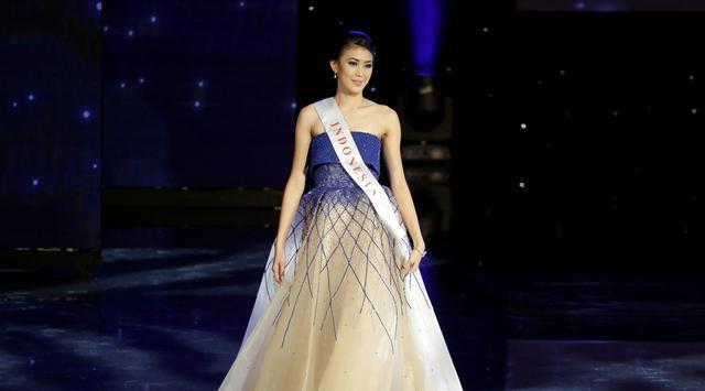 Acha merupakan Miss Indonesia 2016
