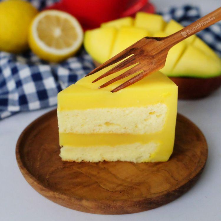 cake puding mangganya nih