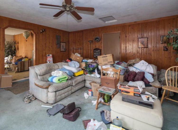 rumah berantakan