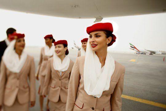 pramugari emirate airlines
