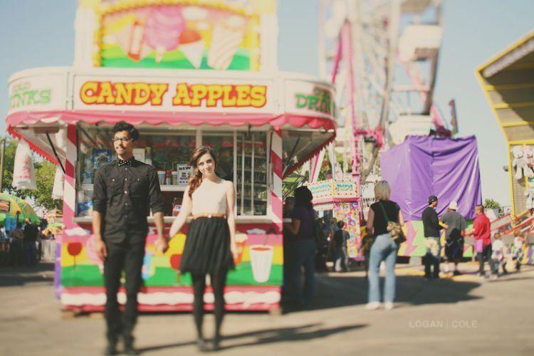kencan ke taman festival aja butuh biaya