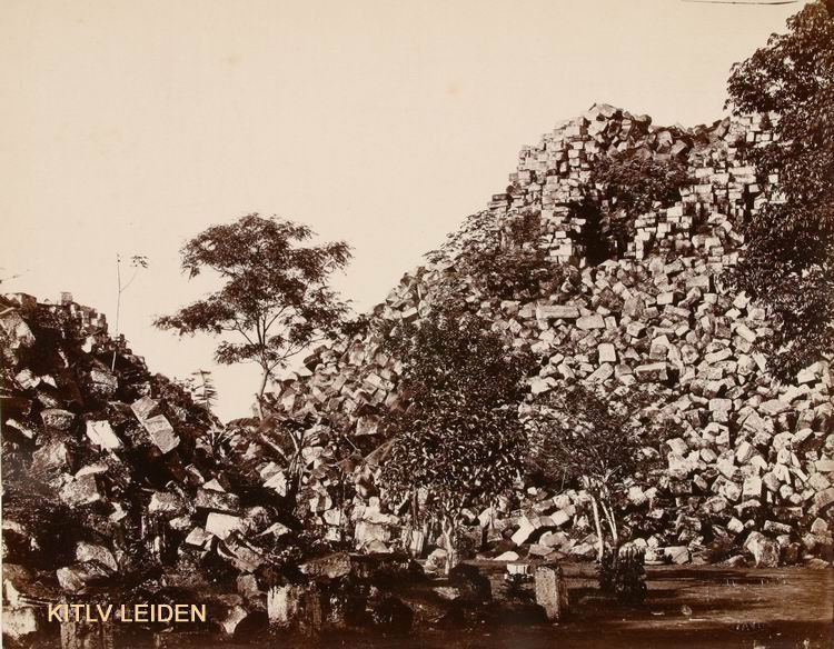reruntuhan prambanan