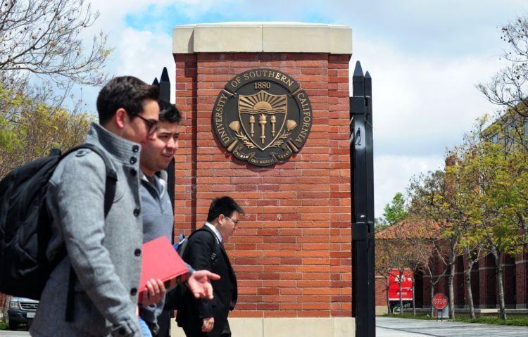 salah satu kampus bergengsi di US