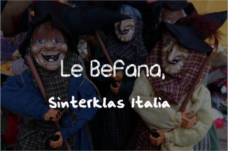 Sebutan Sinterklas di Italia.