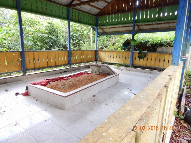 Makam Cut Meutia di Aceh