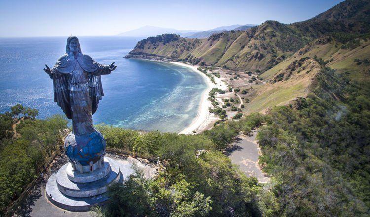 potret pilunya Timor Leste, kala itu