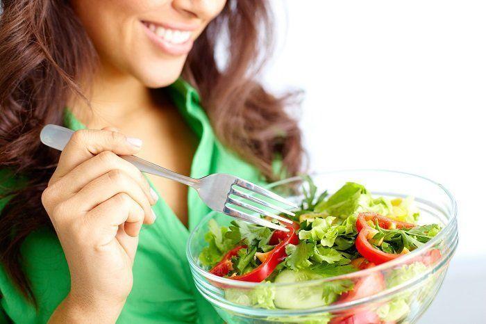 Makan makanan yg sehat