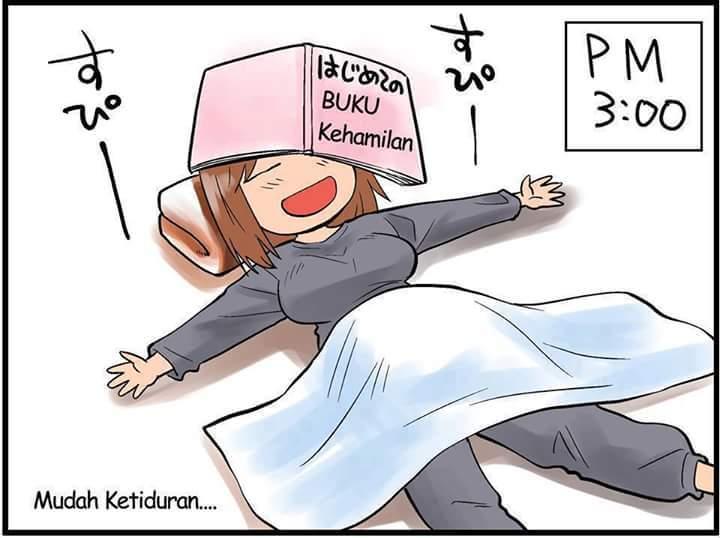 ngantuk terus~