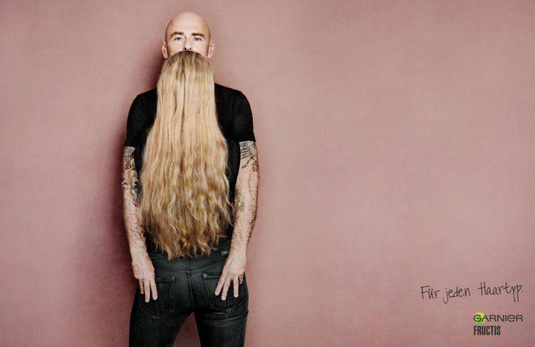 Jadi, jenggot apa rambut?