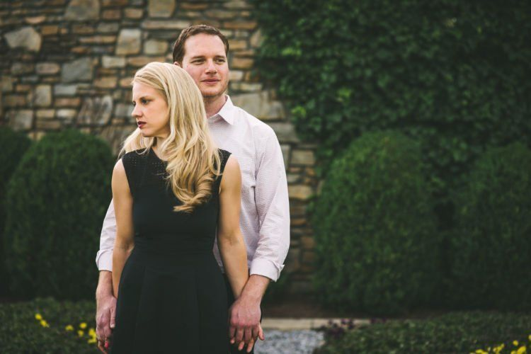 nc-arboretum-engagement-session