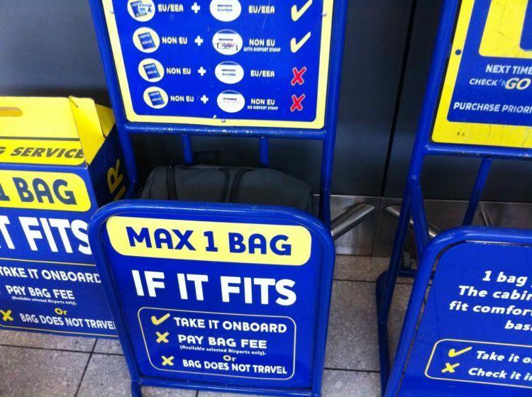 perhatikan kuota bagasi