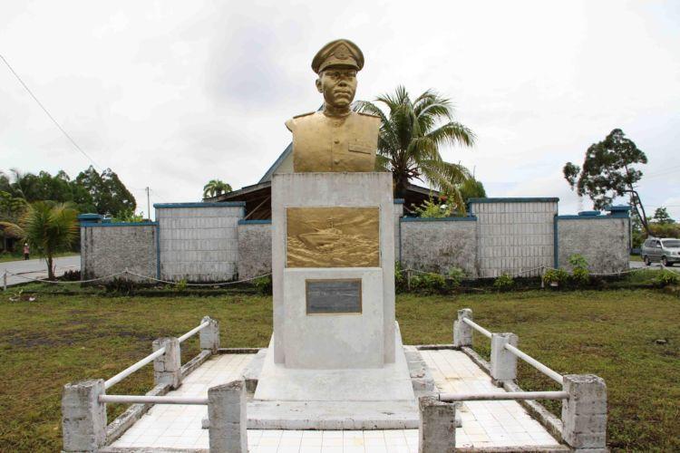 Frans Keisiepo, pahlawan Papua