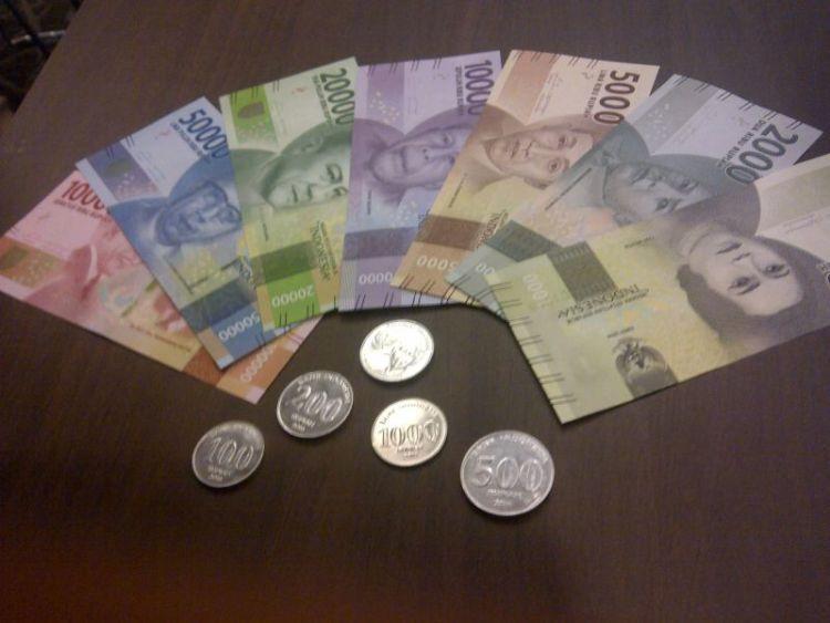 uang rupiah baru