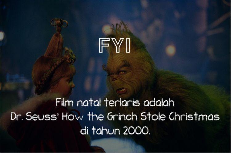 Film natal terlaris.