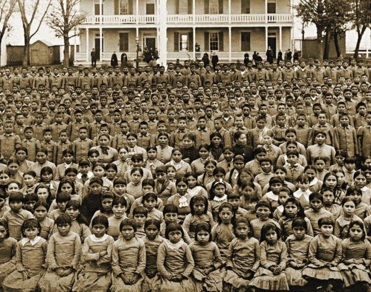 Genosida terbesar sepanjang sejarah atas suku indian