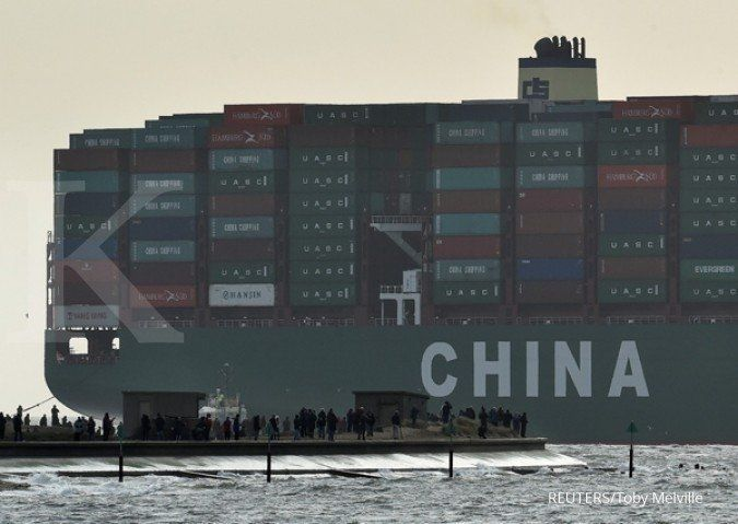 China ingin kuasai dunia lagi