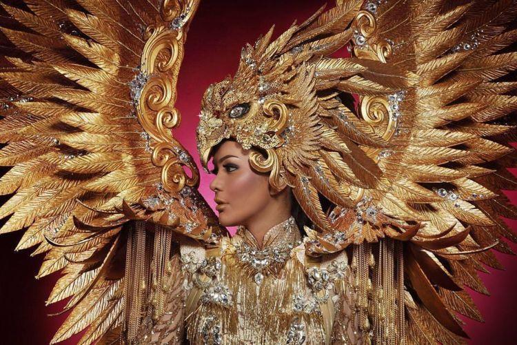 pernah diperlihatkan apda Jember Fashion Carnaval 2016