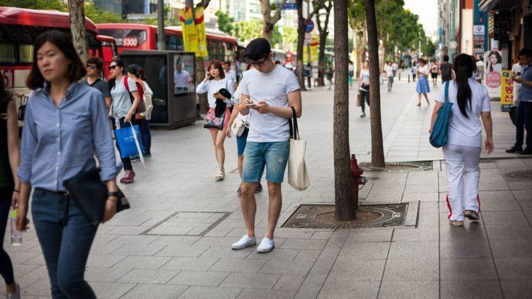 Kecepatan internet di Korea selalu teratas