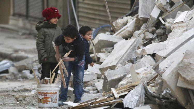 Konflik di Suriah benar-benar memakan korban