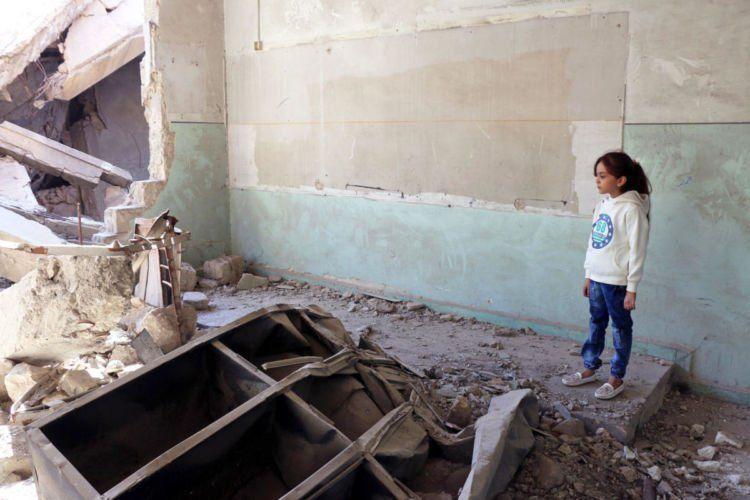 Bana saat masih di Aleppo