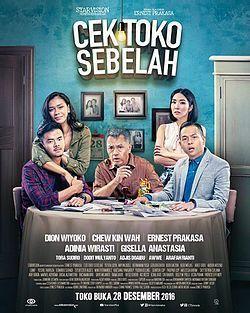 Image Result For Review Film Cek Toko Sebelah