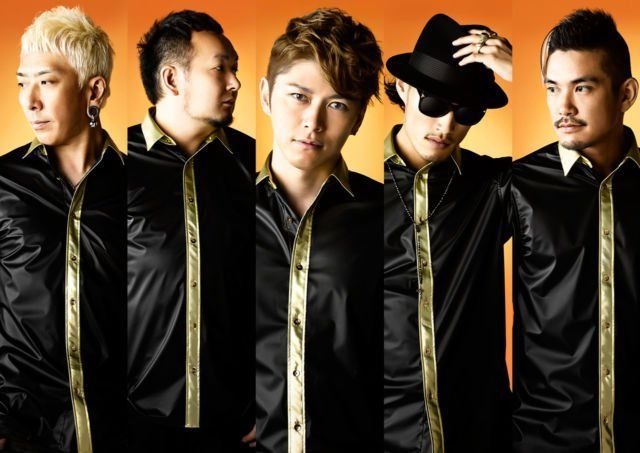 FLOW, salah satu musisi yang ngisi OST Naruto