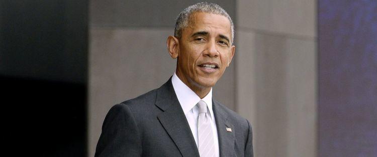Barack Obama, mantan presiden AS