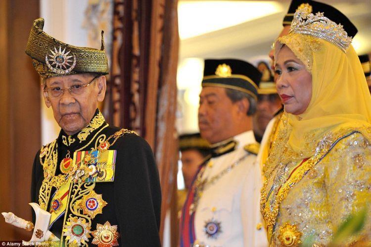 Mantan Raja Malaysia, Tuanku Al-Haj Abdul Halim Mu'adzam Shah bin Sultan Badlishah