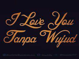 I Love You Sosok Tanpa Makna