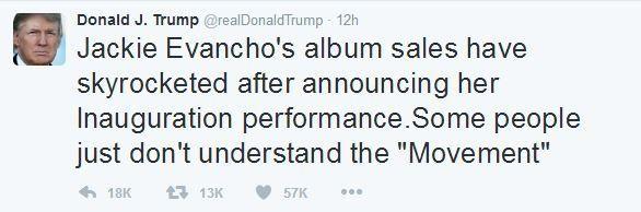 Seriusan penjualan albumnya langsung naik?