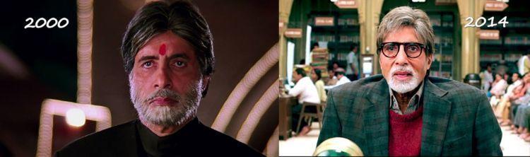 aktor Bollywood terpopuler sepanjang massa, Amitabh Bachchan