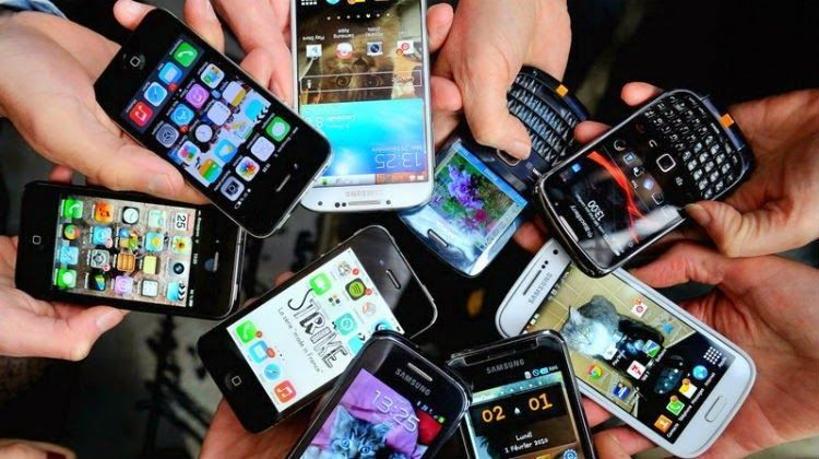 Banyak pabrikan ponsel yang merajai dunia