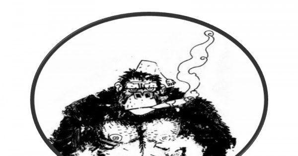 siapa tahu kalau kebanyakan bisa berubah jadi gorila