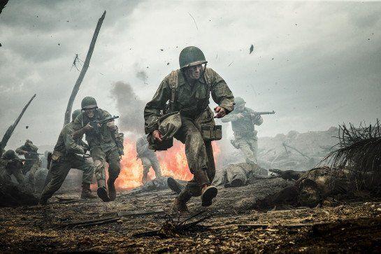 Film dengan Scene perang terbaik sejak Saving Private Ryan tahun 1998