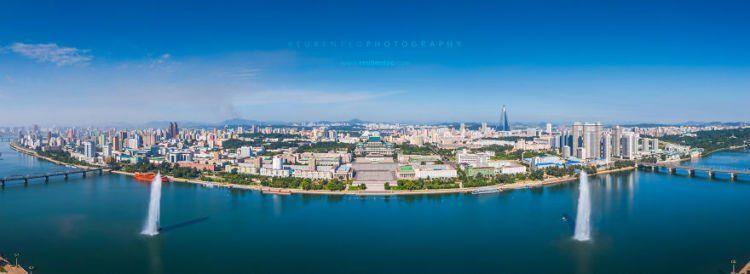 kota pyongyang