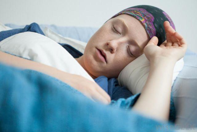 leukemia in woman