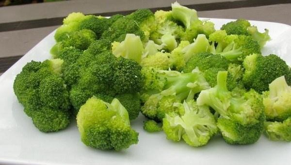 Brokoli kaya akan kalsium