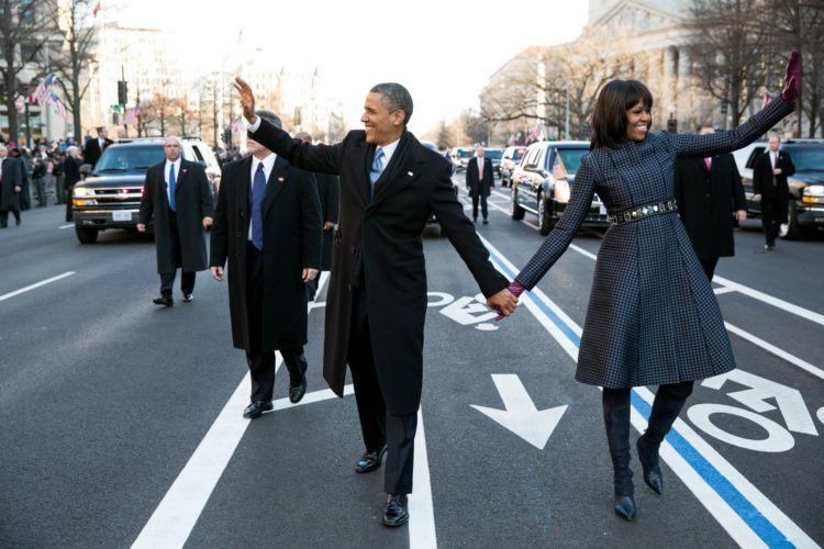 Terpilih lagi jadi presiden untuk kedua kalinya