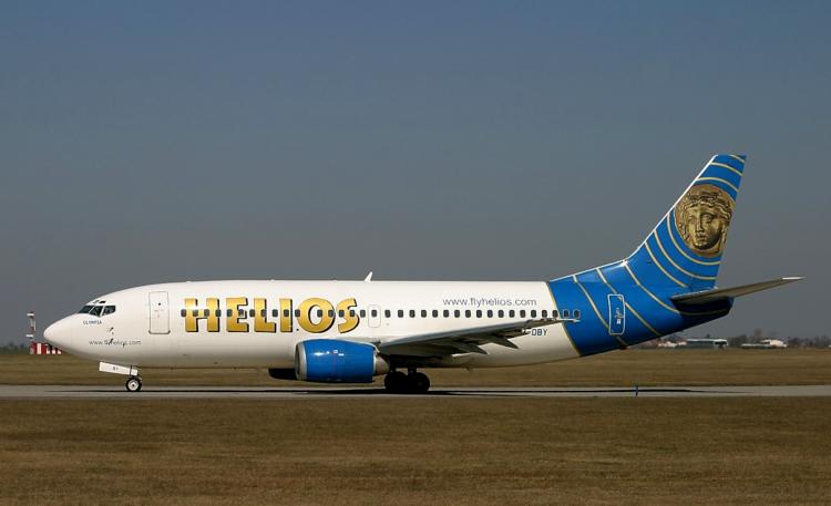 Helios Airways Flight