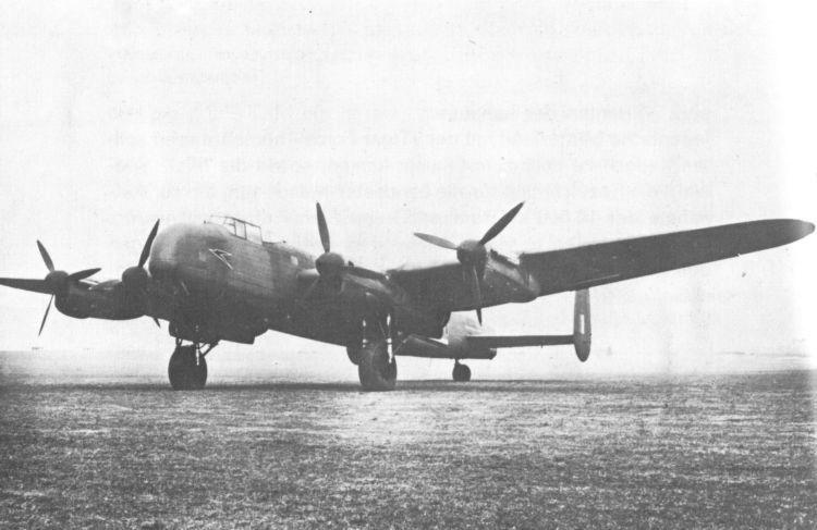 Pesawat Lancastarian