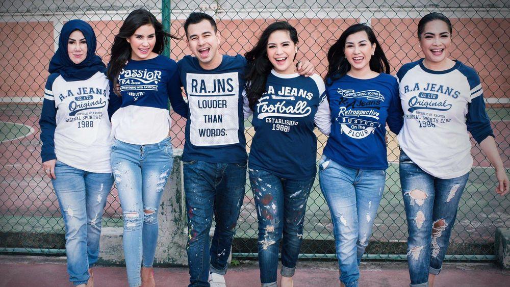 Bisnis RA Jeans