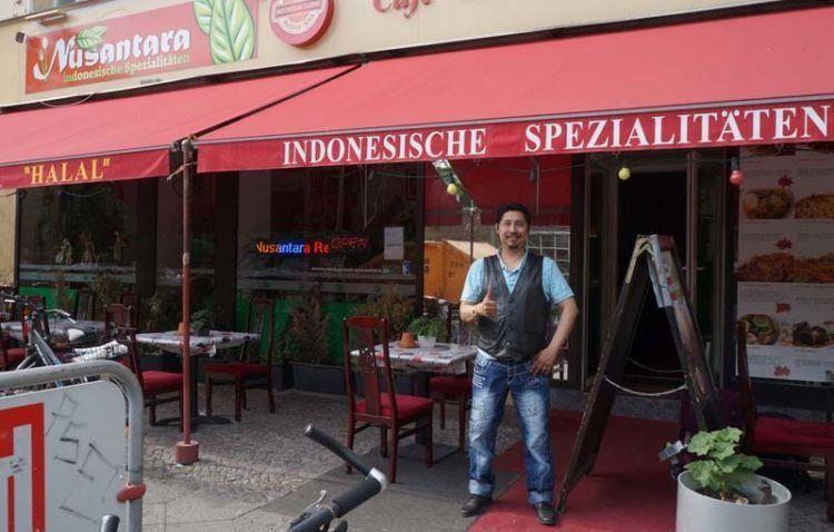 Warteg Nusantara di Berlin