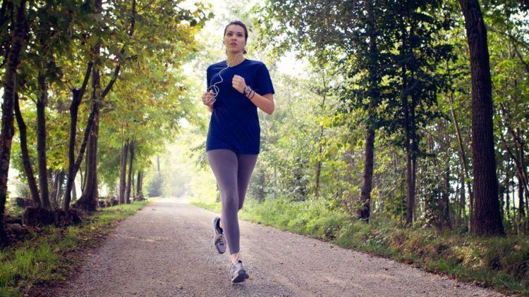 Jogging bisa membantu. Suwer!