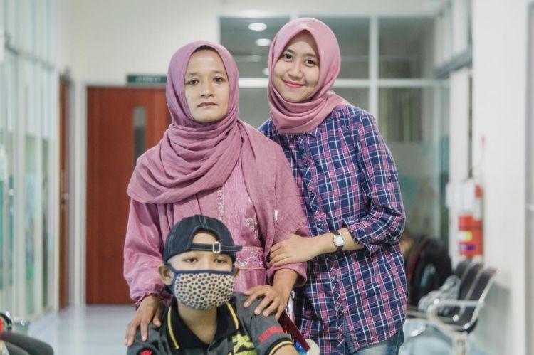 Lulusan UGM yang berjuang bagi penderita Leukimia