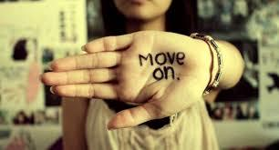 Move on untuk sesuatu yang jauh lebih baik yang telh disediakan oleh-Nya sebagai gantinya atas saat ini