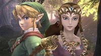 Link dan Princess Zelda