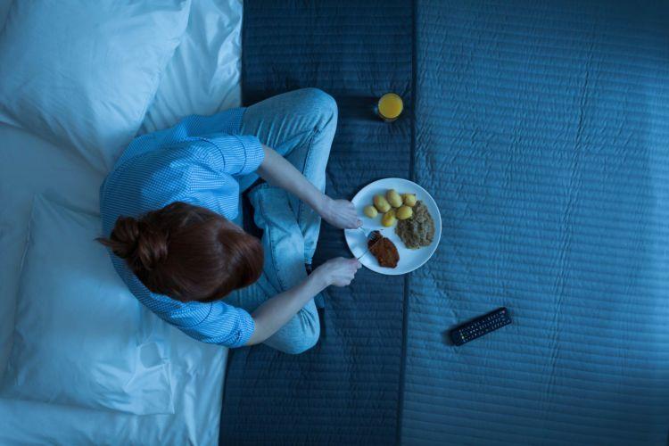 langsung tidir habis makan